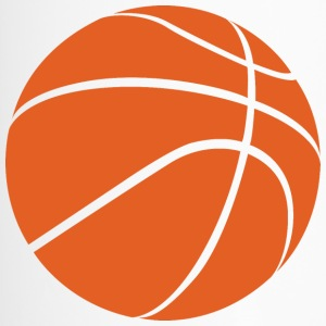 Basketball-Ball - Thermobecher