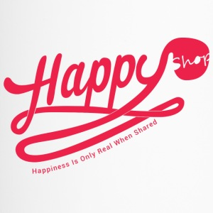 happy happiness - Mug thermos