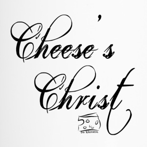 Christ de fromage - Mug thermos