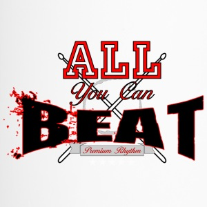 All You Can Beat - Thermobecher