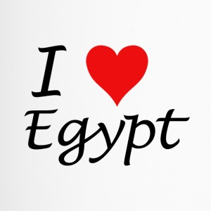 I Love Egypt - Thermobecher