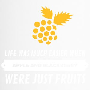 When Cell Phones Were Just Fruits! - Travel Mug