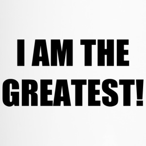 I AM THE GREATEST! - Travel Mug