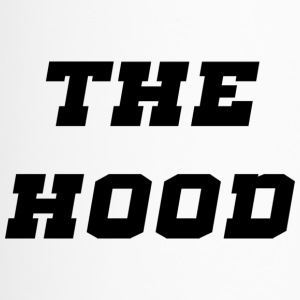 the hood - Travel Mug