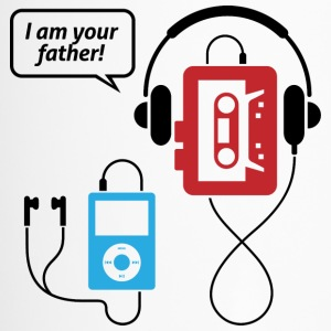 MP3 player, I am your father!