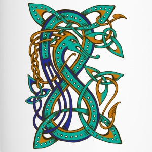 Celtic Dragon - Thermobecher