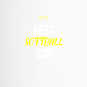 Distressed - BEST SOFTBALL SON - Kubek termiczny