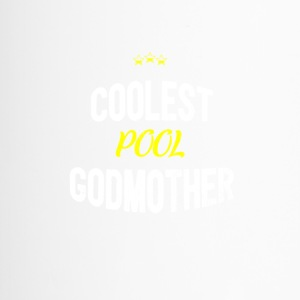 Distressed - COOLEST POOL GODMOTHER - Thermobecher