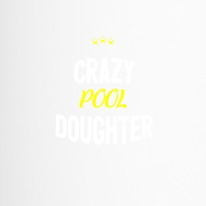 Distressed - CRAZYPOOL DAUGHTER - Travel Mug