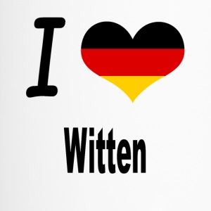 I Love Germany Home Witten - Thermobecher
