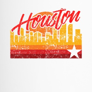 Houston Baseball Throwback Astro Stripe - Mug thermos
