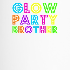 Glow Party Bruder - Thermobecher