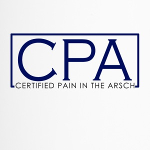 CPA - Thermobecher
