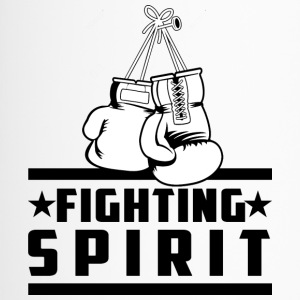 Fighting Spirit - Travel Mug