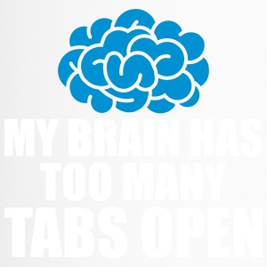 My Brain has to many tab - Thermobecher