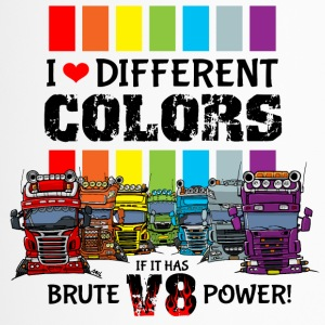 i love different colors if it has brute v8 power d - Thermo mok