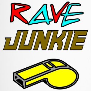 Rave-Junkie - Thermobecher