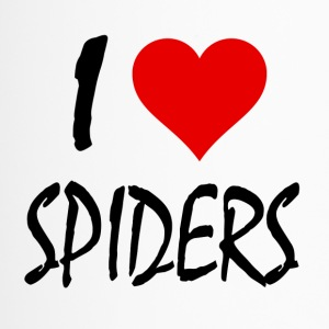 Spider Spiders Love Pet - Thermobecher