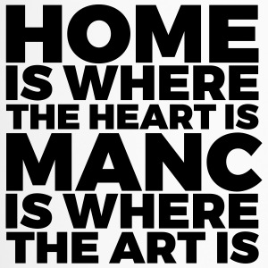 MANC is where the ART IS - Travel Mug
