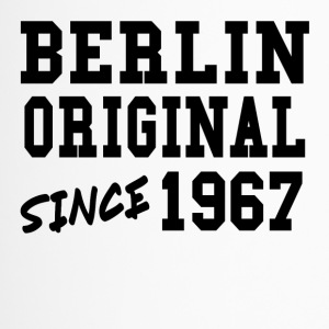 Original Berlin 1967 Shirt Fun Drôle Cool cadeau - Mug thermos