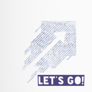 Let's go - Thermobecher