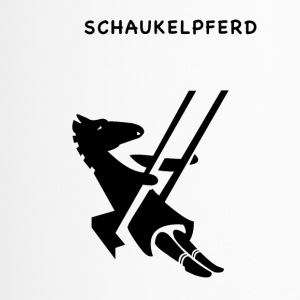 Schaukelpferd - Thermobecher
