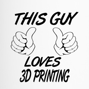 This Guy Loves 3D PRINTING - Thermobecher
