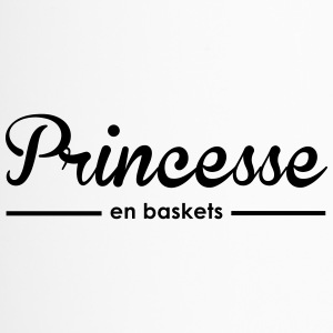 Princesse en baskets - Mug thermos