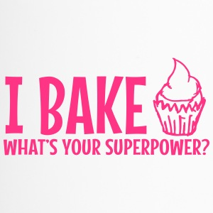 I bake whats your superpower / ik bak - Thermo mok
