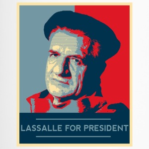 Lassalle-Obama For President - Kubek termiczny