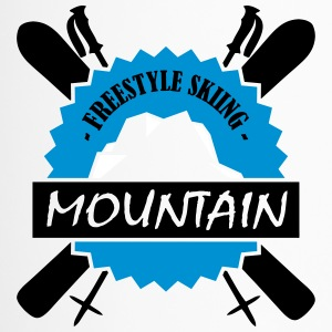 FREESTYLE SKIING - Travel Mug