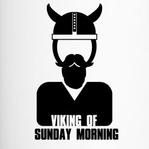 VIKING OF SUNDAY MORNING - Tazza termica