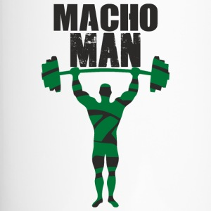 Macho Man - Thermobecher