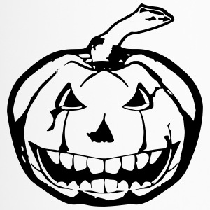 Halloween pumpa - Termosmugg