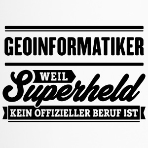 Superheld Geoinformatiker - Thermobecher