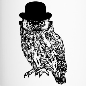 Gentleman Owl - Travel Mug