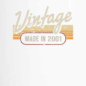 Vintage MADE IN 2001 - Thermobecher
