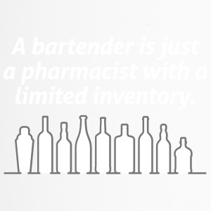 Bartenders Are Pharmacists With A Limited Inventor - Travel Mug