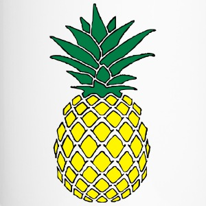 Funky pineapple - Thermo mok
