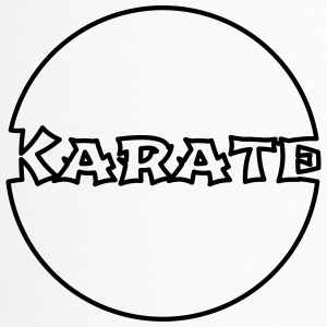 Karate Marke - Thermobecher