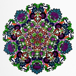 Mandala - Thermobecher