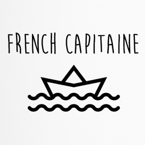 French Capitaine by Ruuud - Mug thermos
