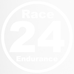 Race24 ronde logo wit - Thermo mok