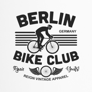 BERLIN BIKE - Thermobecher