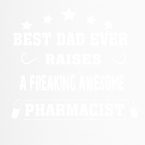 Best Dad Ever Raises Apotheker - Thermobecher