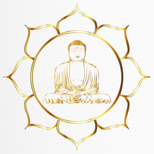 Buddha - Gold - Thermobecher