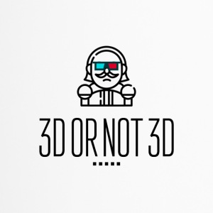 3D of niet 3D - Thermo mok