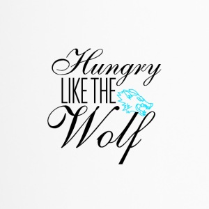 Hungry like the wolf - Travel Mug
