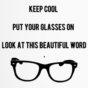 Keep Cool Glasses - Thermobecher