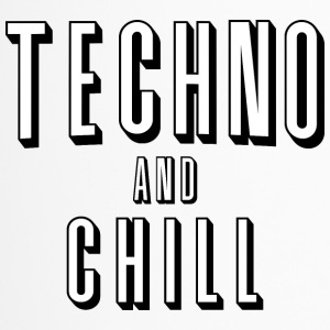 Techno og chill - Termokopp